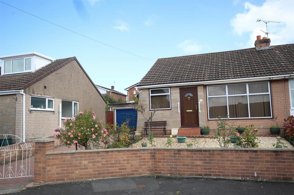 2 Bedrooms Semi Detached Bungalow for sale in Maelor Close, Buckley, Flintshire