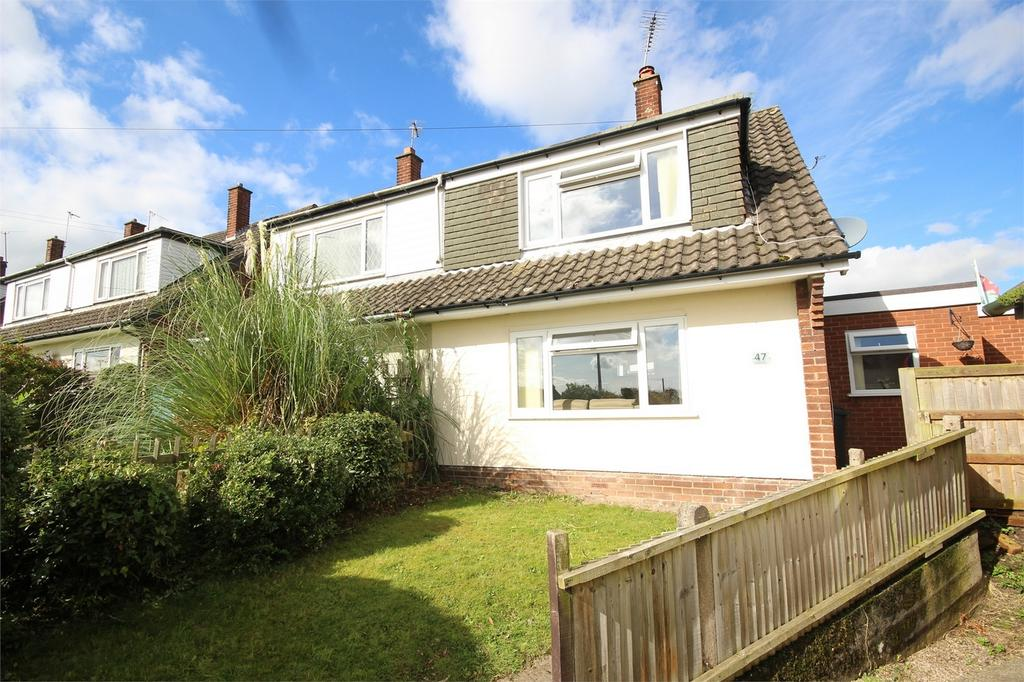 3 Bedrooms Semi Detached House for sale in Hawthorn Avenue, Mold, Flintshire