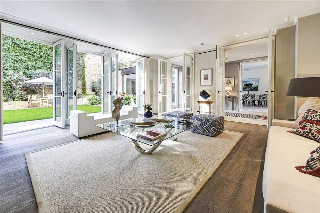 6 Bedrooms Detached House for sale in Queensdale Place, Notting Hill, London, W11