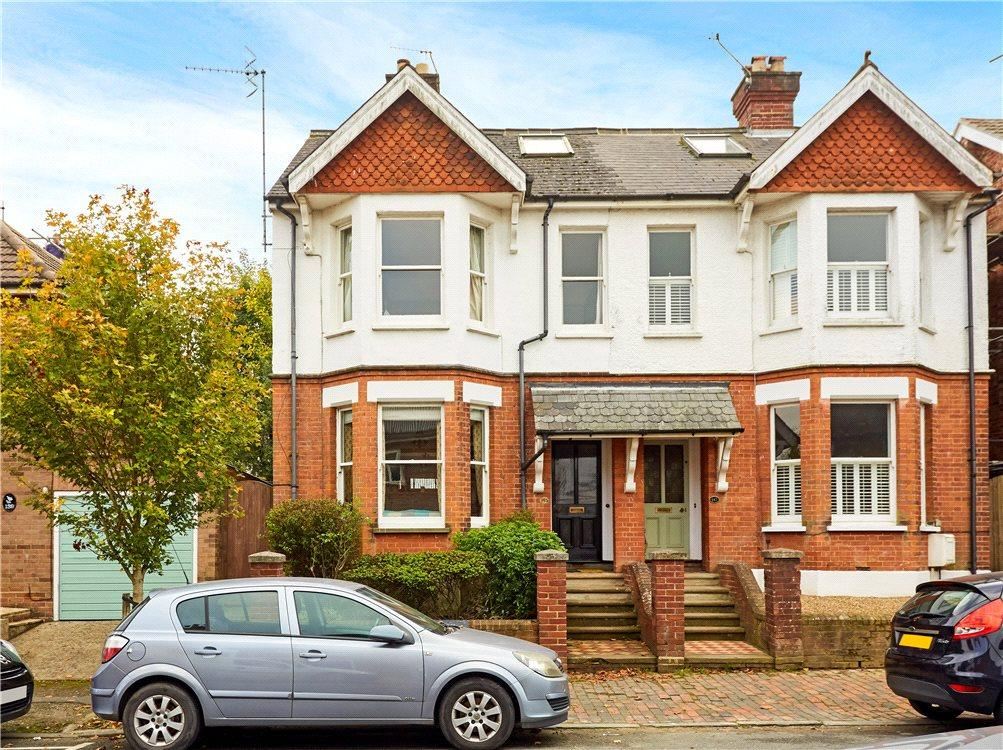 5 Bedrooms Semi Detached House for sale in Stephens Road, Tunbridge Wells, Kent, TN4