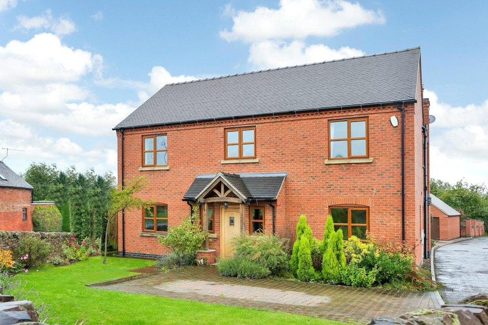 5 Bedrooms Detached House for sale in Denstone, Uttoxeter, Staffordshire