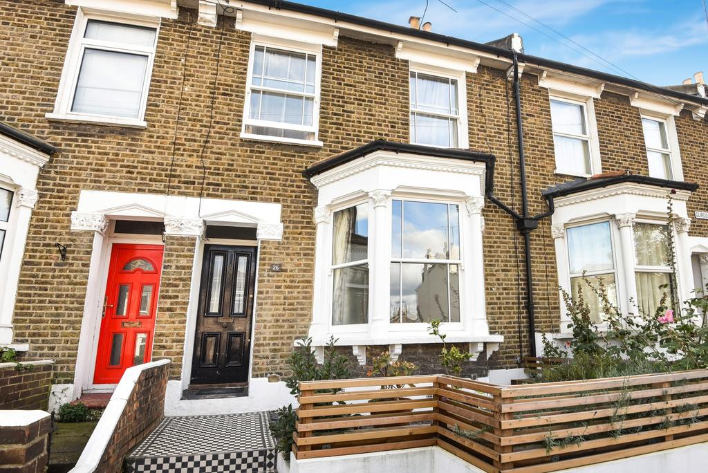 4 Bedrooms Terraced House for sale in Gurdon Road London SE7