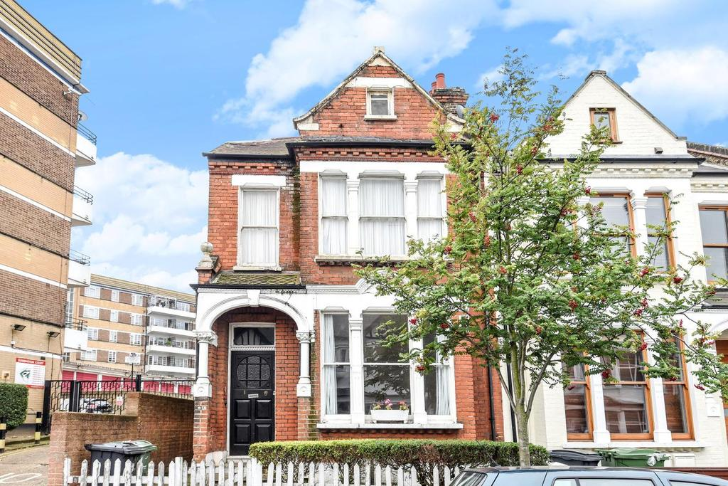 2 Bedrooms Flat for sale in Dumbarton Road, Brixton Hill