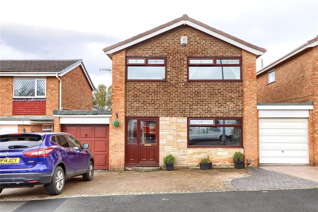 3 Bedrooms Link Detached House for sale in Rosewood Court, Marton