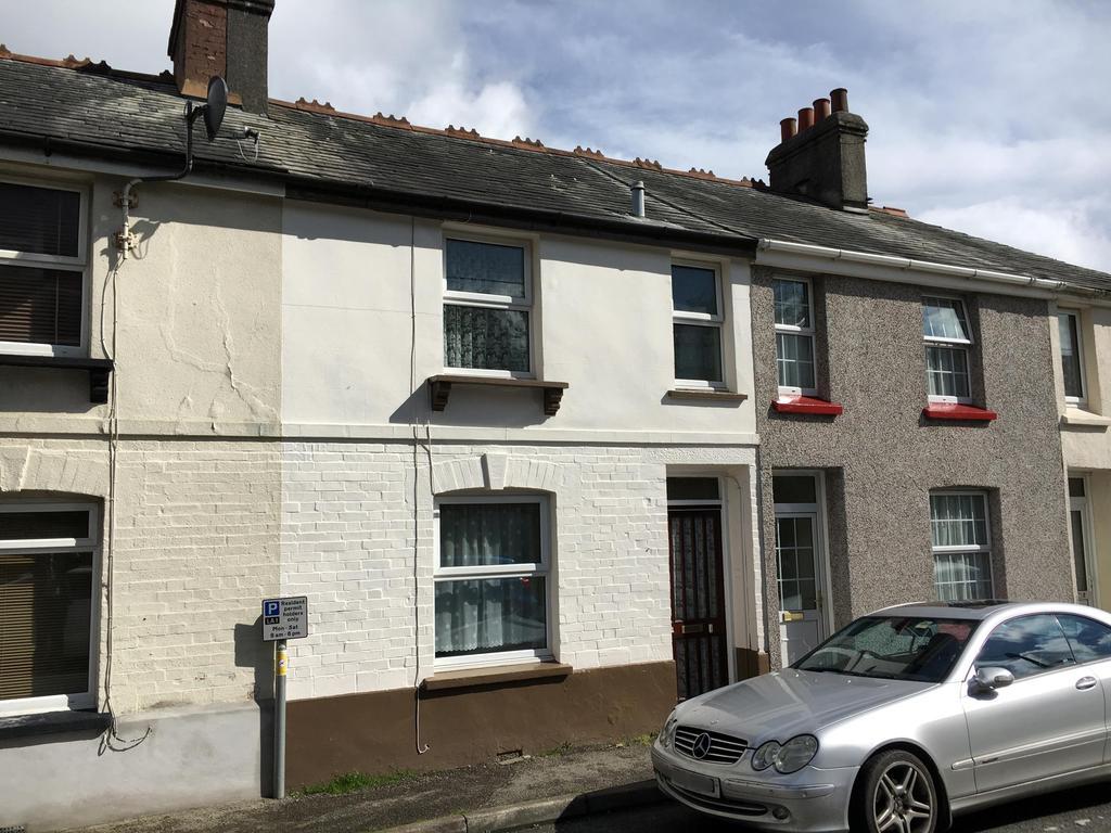 2 Bedrooms Terraced House for sale in Druckham Terrace, Launceston