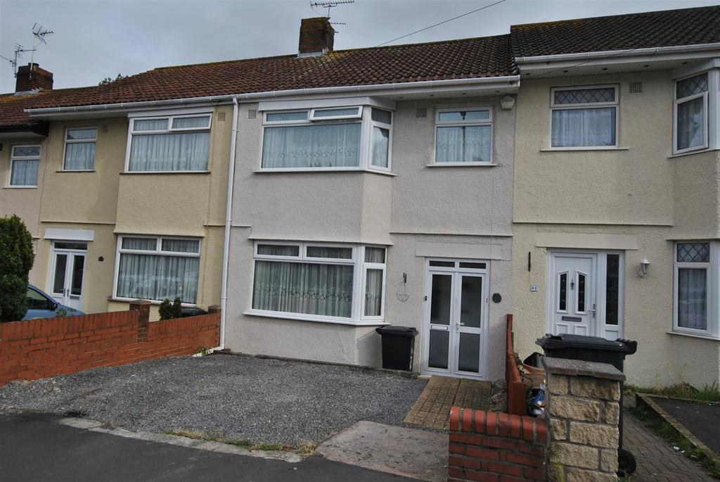 3 Bedrooms Terraced House for sale in Walsh Avenue, Hengrove