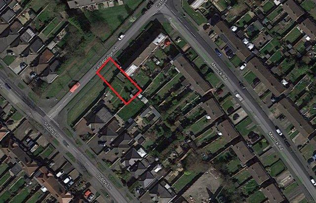 Plot Commercial for sale in Stubby Lane,Wednesfield,West Midlands