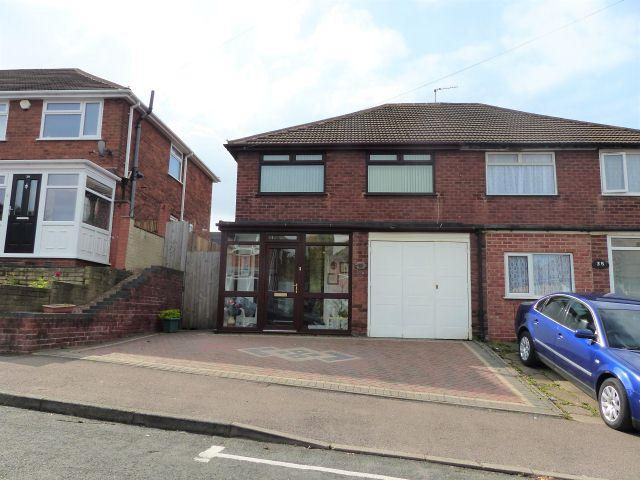 3 Bedrooms Semi Detached House for sale in Glenville Drive,Erdington,Birmingham