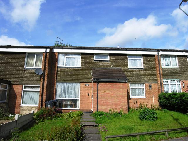 4 Bedrooms Terraced House for sale in Wyrley Way,Erdington,Birmingham