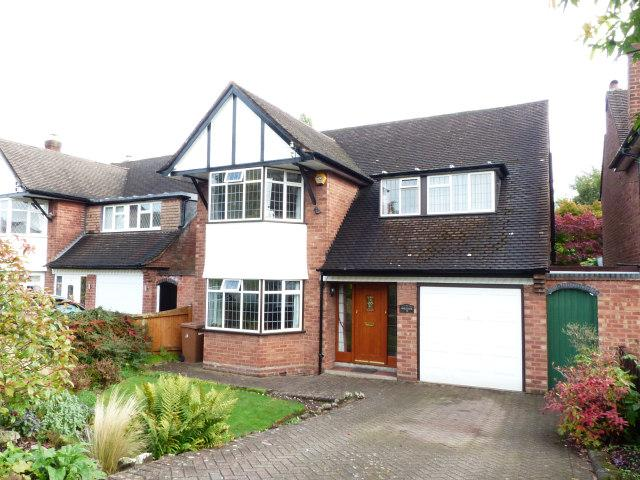4 Bedrooms Detached House for sale in Lindrosa Road,Streetly,Sutton Coldfield