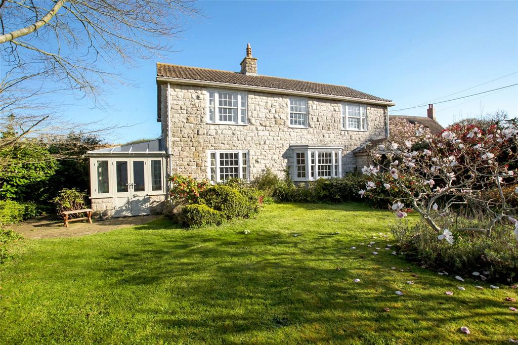 4 Bedrooms Detached House for sale in Grove Road, Burton Bradstock, Bridport, Dorset