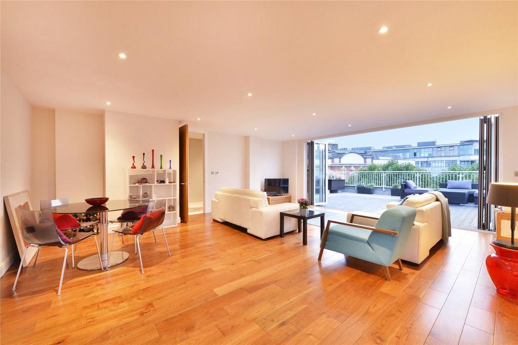 2 Bedrooms Flat for sale in Wellesley Terrace, Islington, London