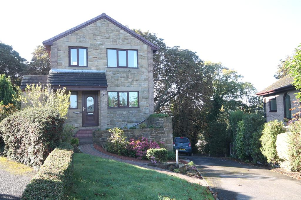 4 Bedrooms Detached House for sale in Earlsmere Drive, Ardsley, Barnsley, S71
