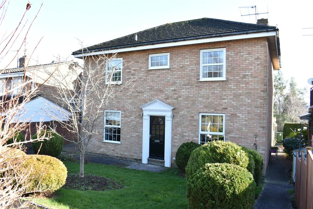 4 Bedrooms Detached House for sale in Hawthorn Rise, Westrip, Stroud, Gloucestershire, GL5