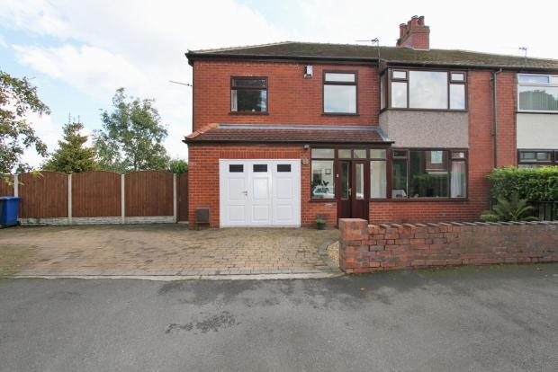 5 Bedrooms Semi Detached House for sale in Greenway Ashton In Makerfield Wigan