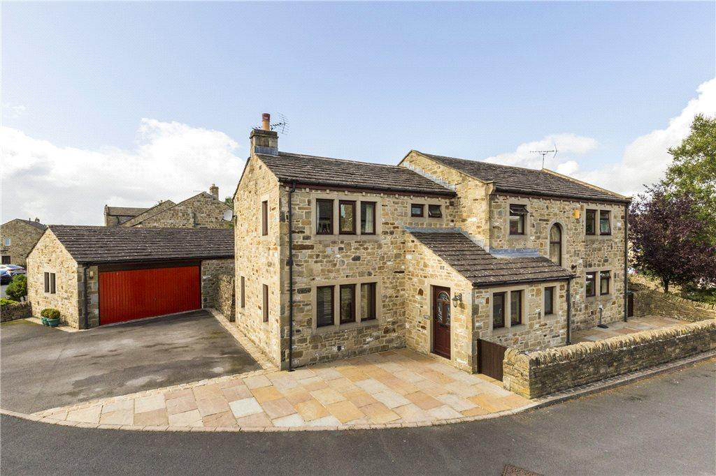 5 Bedrooms Detached House for sale in New Laithe Close, Skipton