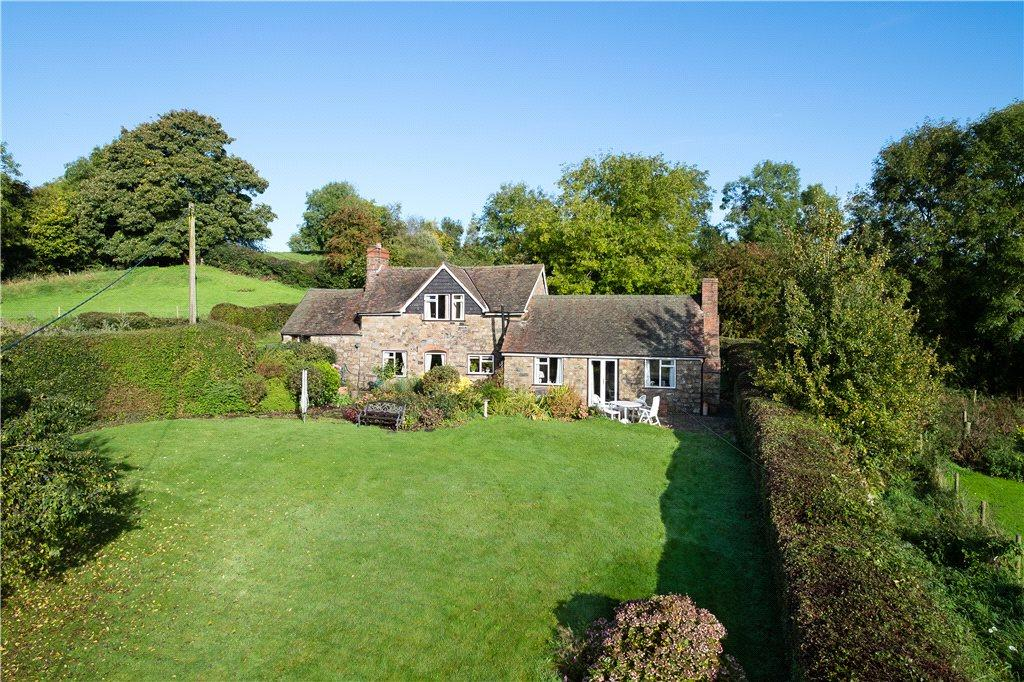 2 Bedrooms Detached House for sale in Scotts Lane, Knowbury, Ludlow, Shropshire, SY8