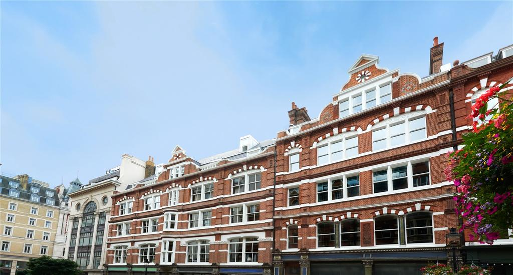 3 Bedrooms Flat for sale in Southampton Street, London, WC2E