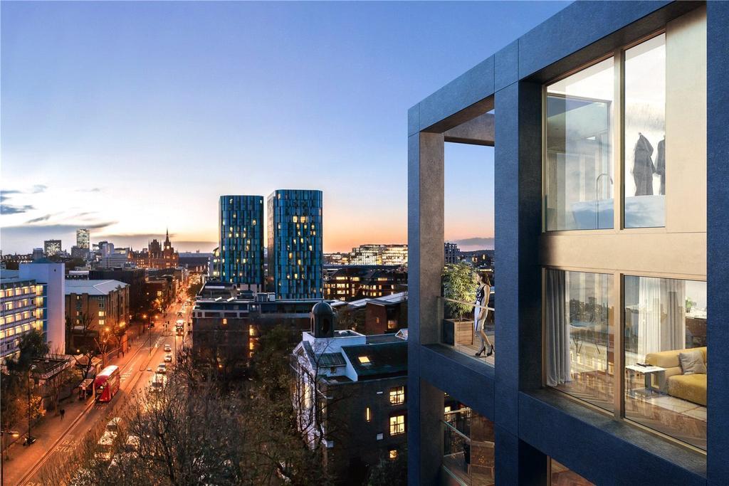 2 Bedrooms Penthouse Flat for sale in Kings Cross Quarter, 130-154 Pentonville Road, London, N1