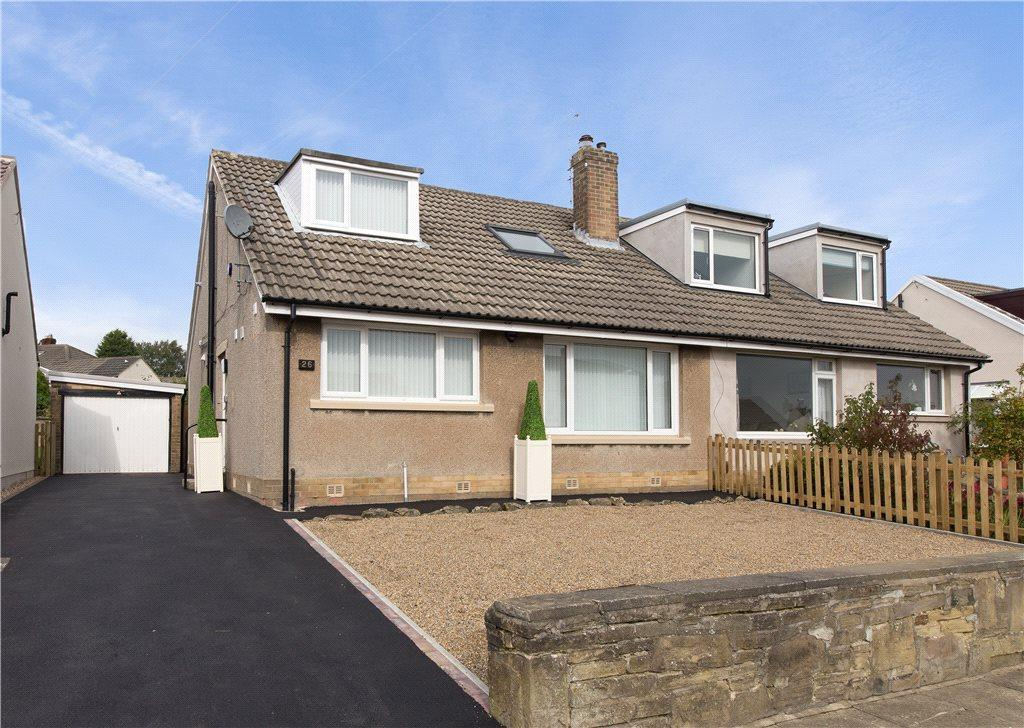 3 Bedrooms Semi Detached House for sale in Clarendon Road, Bingley, West Yorkshire