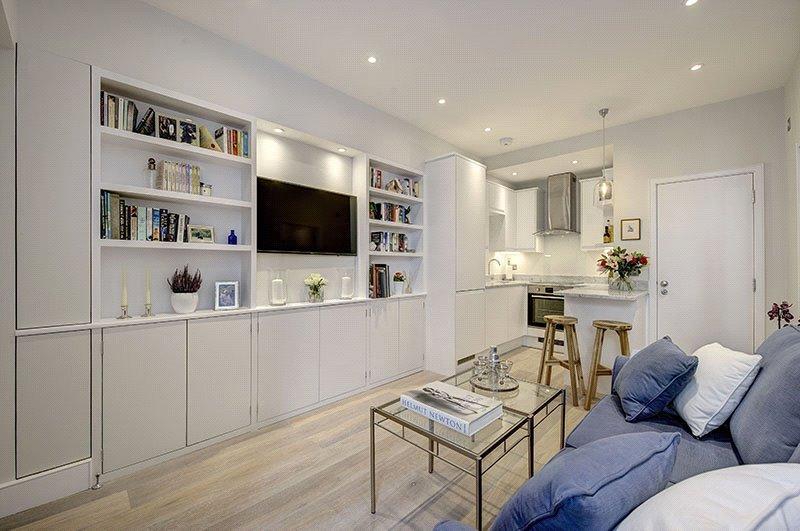 1 Bedroom Flat for sale in Ladbroke Road, Notting Hill, London, W11
