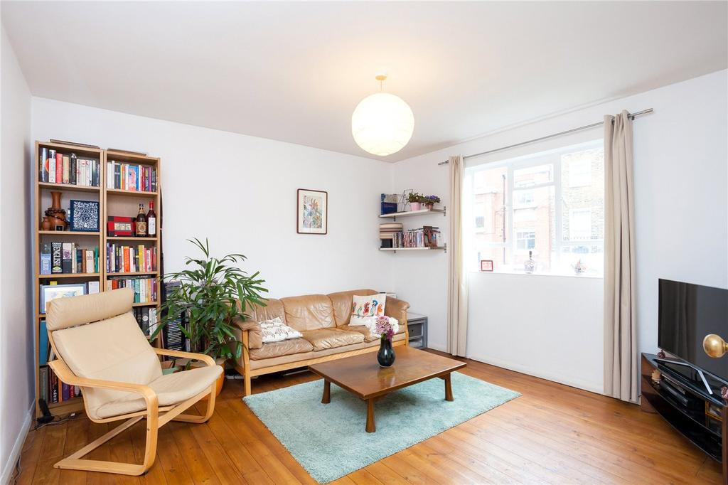 1 Bedroom Flat for sale in Halton Road, London, N1