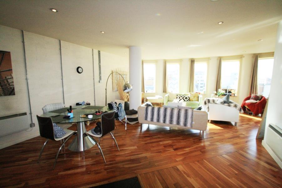 2 Bedrooms Apartment Flat for sale in PARK HOUSE APARTMENTS, 11 PARK ROW, LS1 5HB