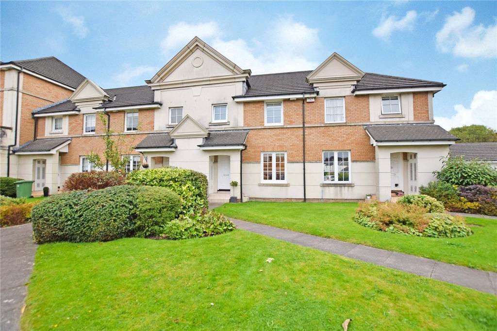 3 Bedrooms Terraced House for sale in Skaterigg Gardens, Jordanhill, Glasgow