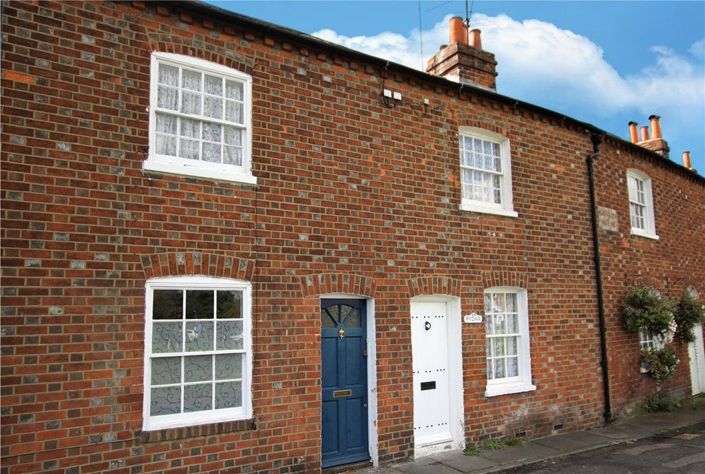 2 Bedrooms Terraced House for sale in Peppard Road, Emmer Green, Reading, Berkshire, RG4