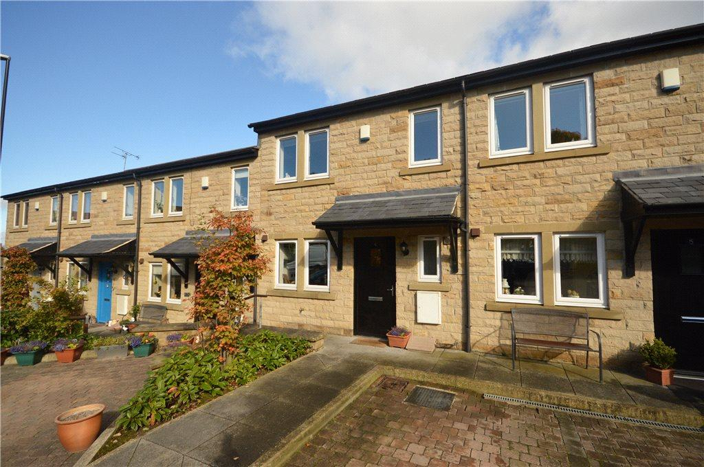 3 Bedrooms Terraced House for sale in Weavers Fold, New Road Side, Rawdon, Leeds