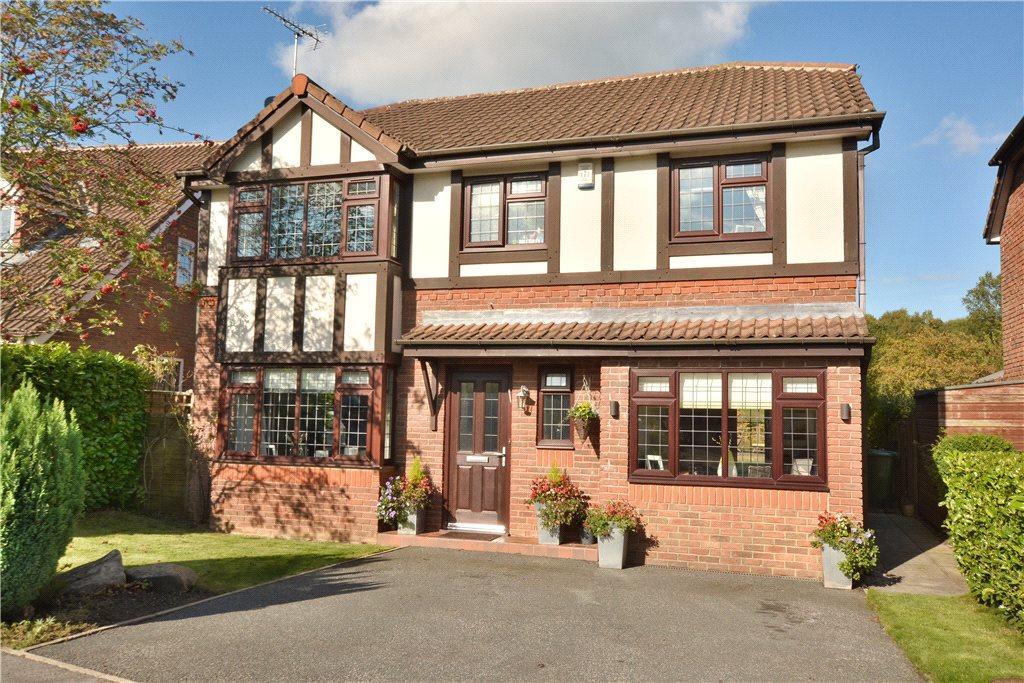 4 Bedrooms Detached House for sale in Wike Ridge Avenue, Alwoodley, Leeds