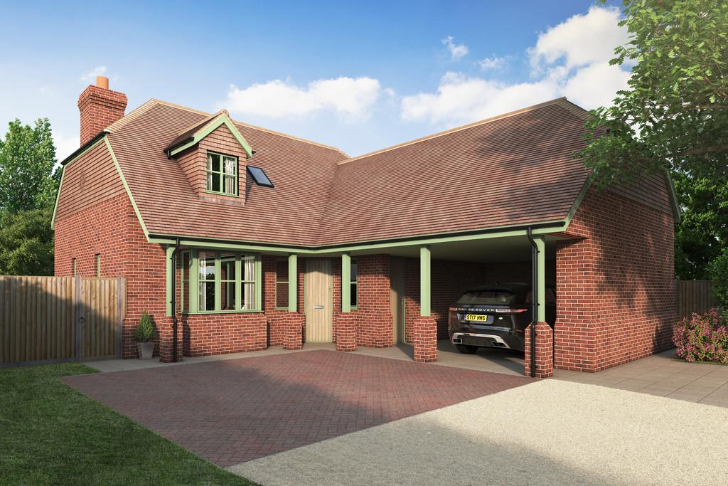 4 Bedrooms Detached House for sale in Slinfold