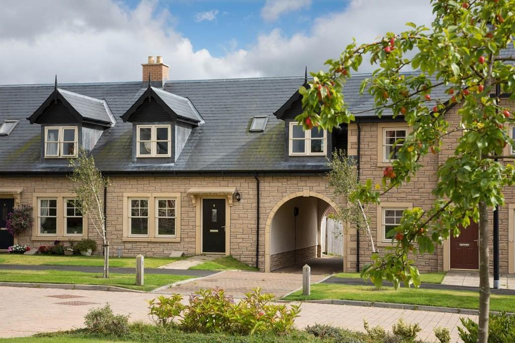 3 Bedrooms Terraced House for sale in Coldstream, Scottish Borders