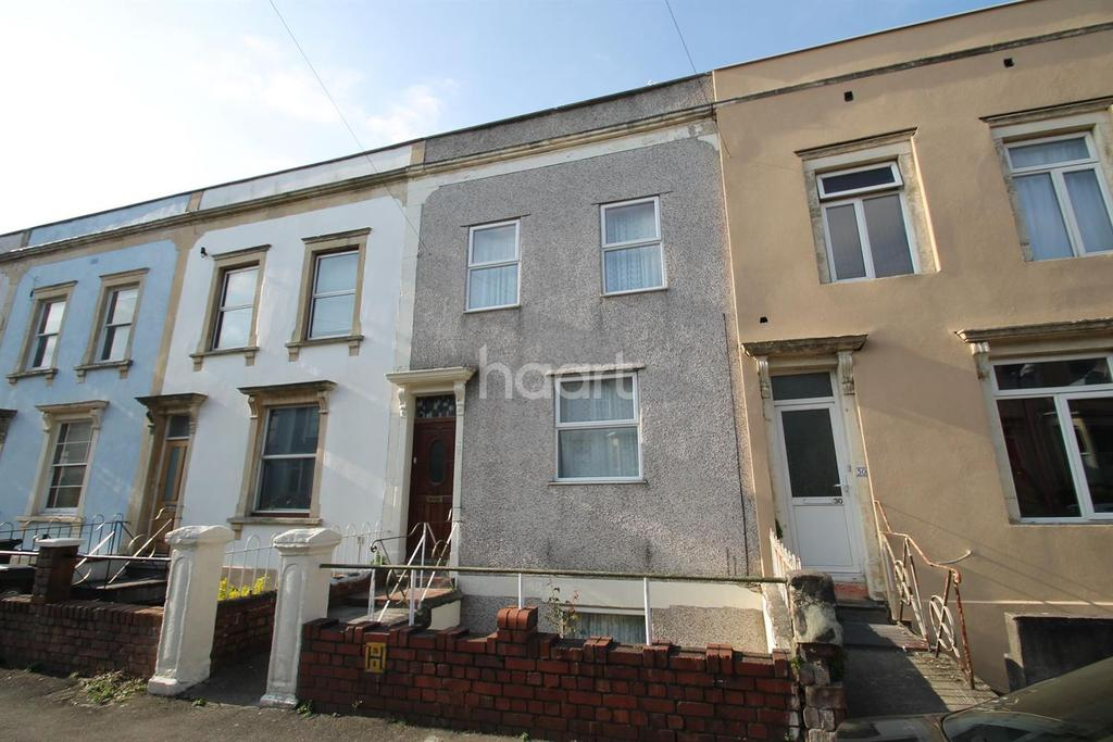 3 Bedrooms Terraced House for sale in Richmond Street, Totterdown, Bristol