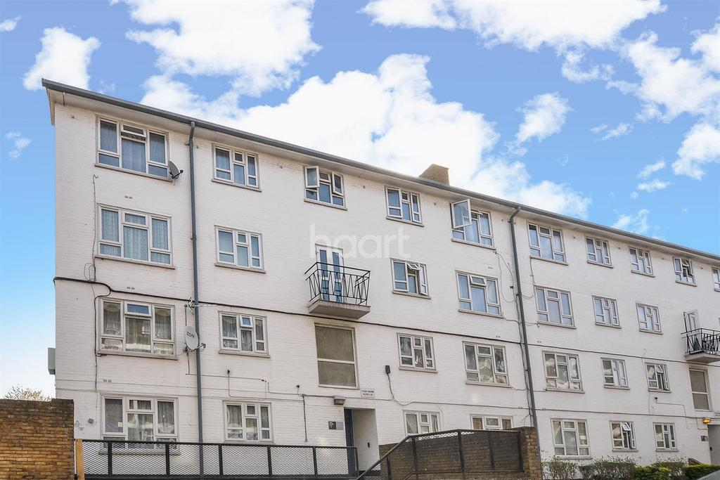 3 Bedrooms Flat for sale in Sidney Road, Stockwell, SW9