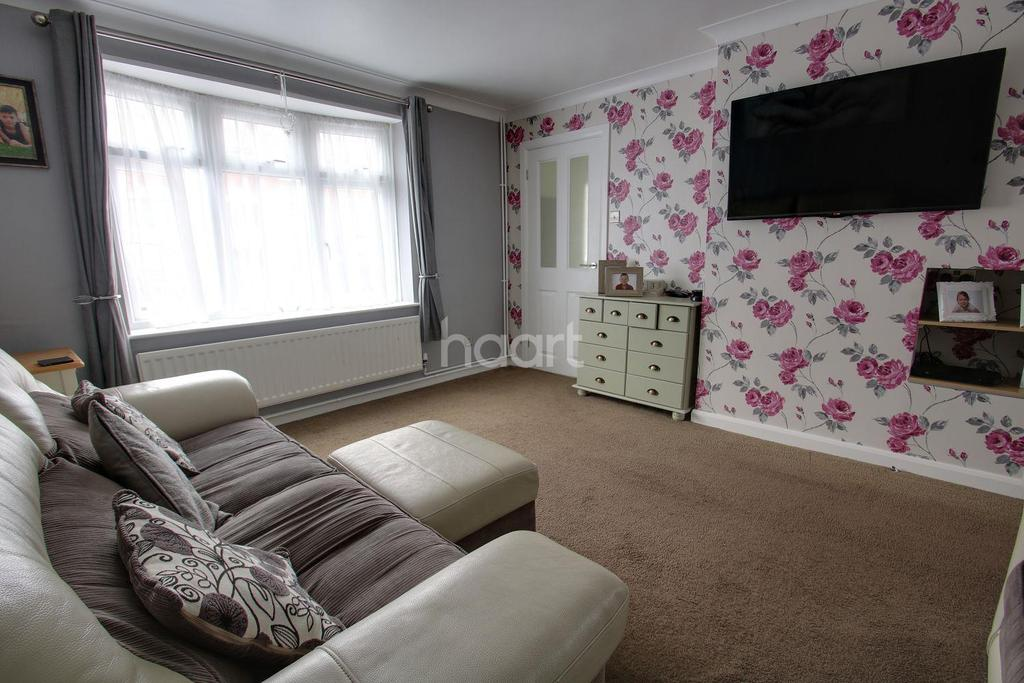 4 Bedrooms End Of Terrace House for sale in Newton Road, Chells, Stevenage