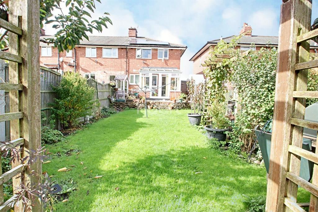 3 Bedrooms End Of Terrace House for sale in St Albans Road, Bestwood Village