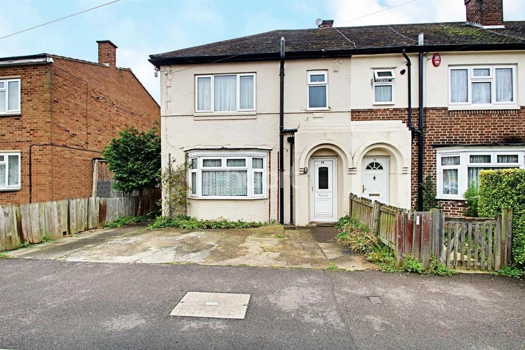 3 Bedrooms End Of Terrace House for sale in Harefield Road