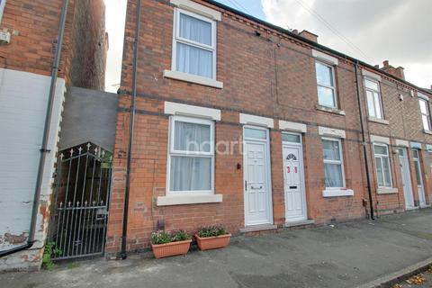 2 bedroom end of terrace house for sale - Whittier Road, Sneinton