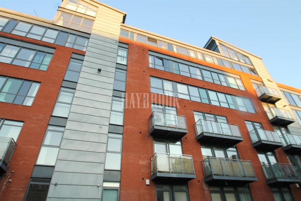 2 Bedrooms Flat for sale in Mandale House, Bailey Street, Sheffield, S1 4AD