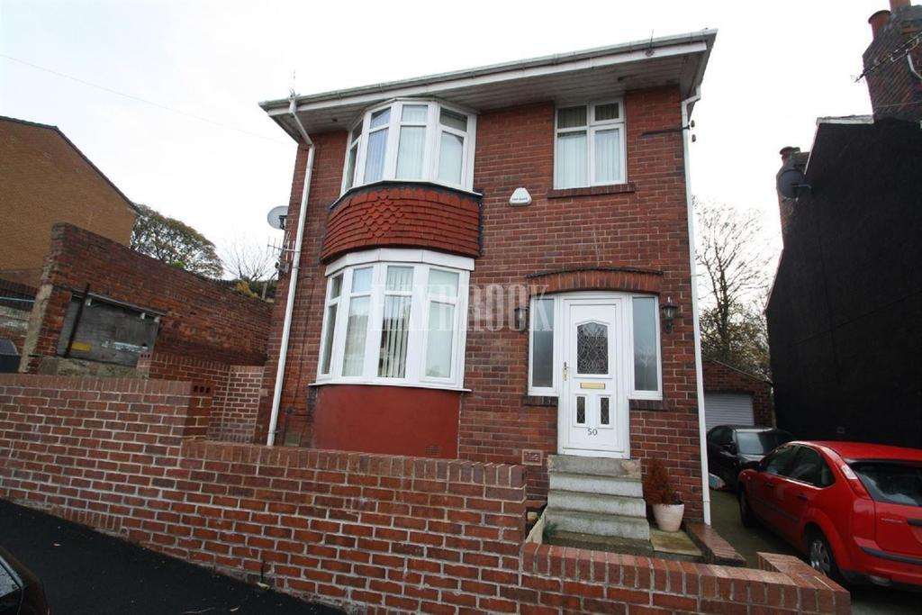 3 Bedrooms Detached House for sale in Dovercourt Road, Sheffield, S2