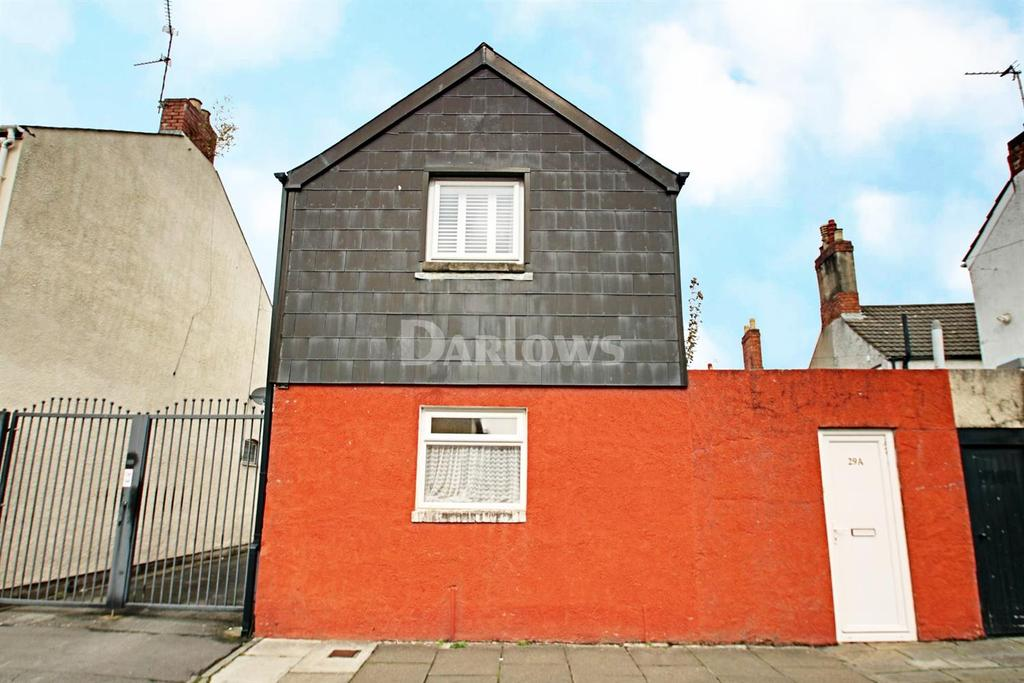 1 Bedroom Detached House for sale in Llanmaes Street, Grangetown