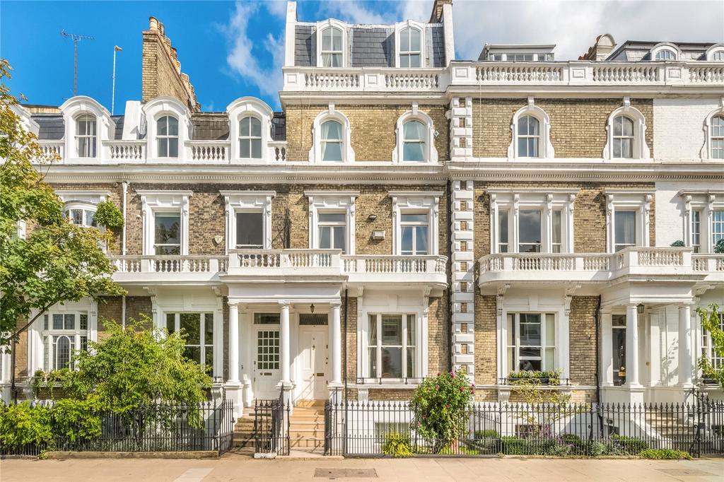5 Bedrooms House for sale in Neville Terrace, South Kensington, London