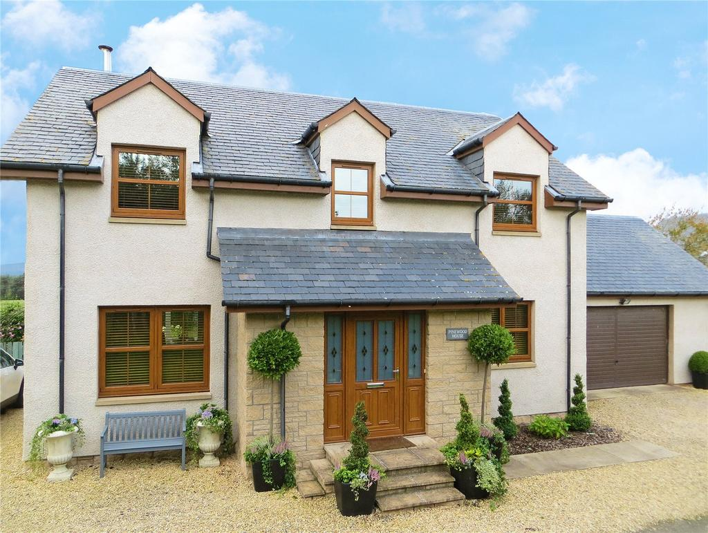 4 Bedrooms Detached House for sale in Muir of Balnagowan, Ardersier, Inverness