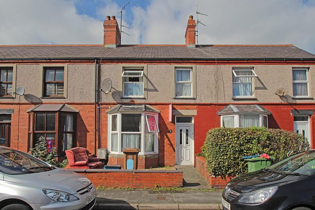 5 Bedrooms Terraced House for sale in Orme Road, Bangor, North Wales