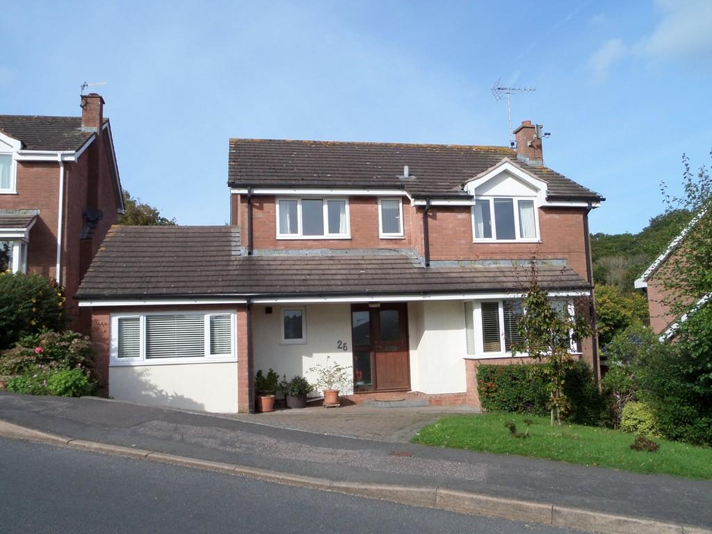 5 Bedrooms Detached House for sale in Stoke Valley Road, Exeter