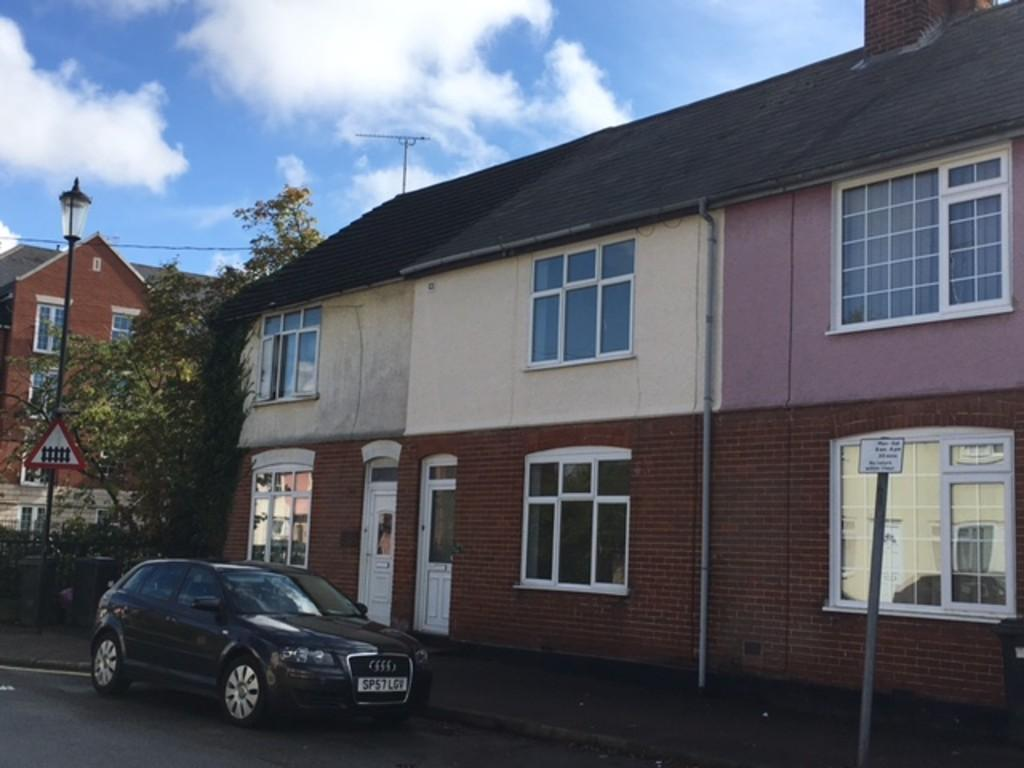 3 Bedrooms Terraced House for sale in Stowupland Street, Stowmarket