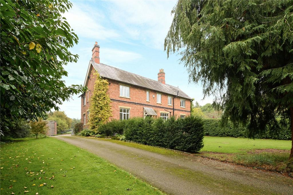 5 Bedrooms Detached House for sale in Marley Green, Marbury, Whitchurch, Shropshire, SY13