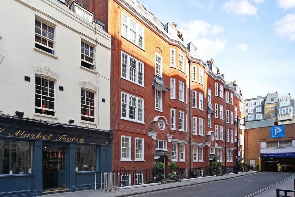 1 Bedroom Apartment Flat for sale in Garrick House, Carrington Street, London, W1J
