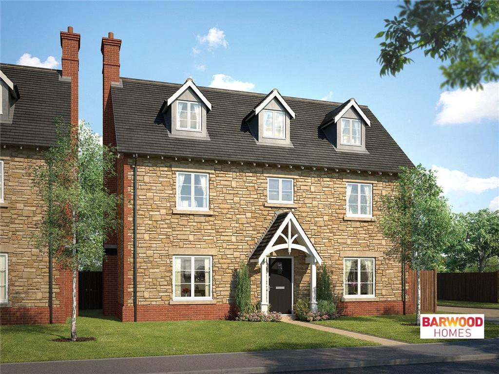 5 Bedrooms Detached House for sale in Millbrook Grange Development, Moulton, Northampton, NN3